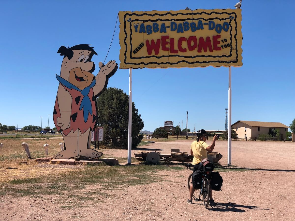 bedrock city valle arizona